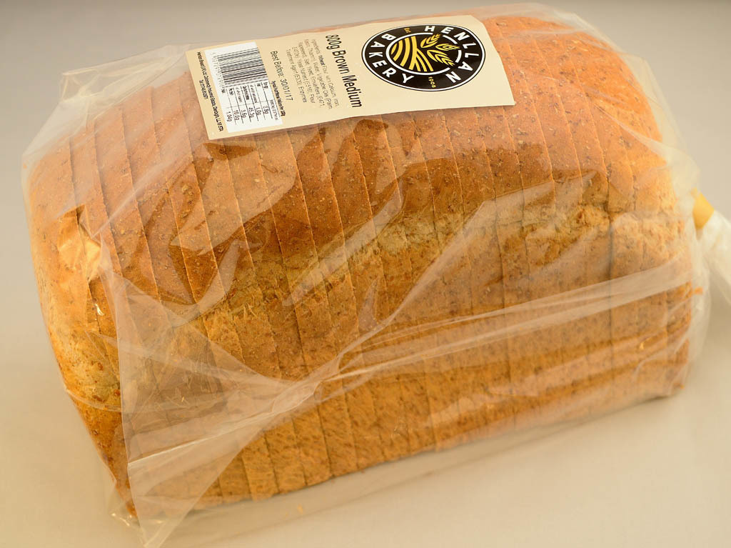 Henllan Bakery - Brown Medium