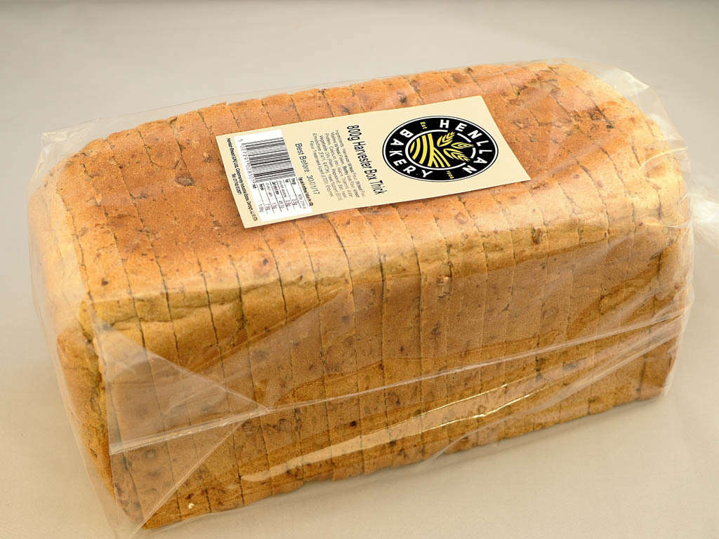 Henllan Bakery - Harvester Box Thick