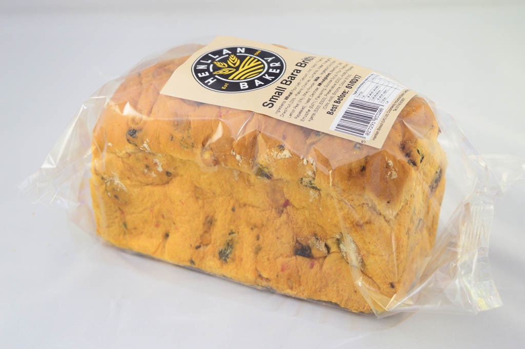 Henllan Bakery - Small Bara Brith Tin